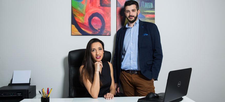 Βασίλης Τσιρώνης & Κωνσταντίνα Παππά   διαιτολόγοι-διατροφολόγοι στη Θεσσαλονίκη