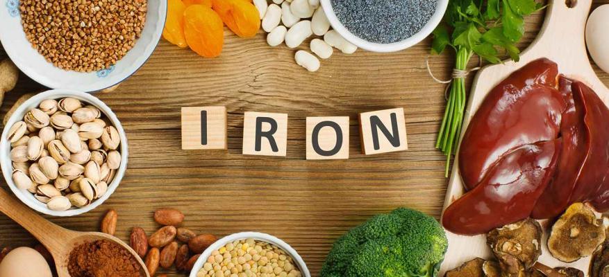 Διατροφή και σίδηρος, τι πρέπει να προσέξουμε
