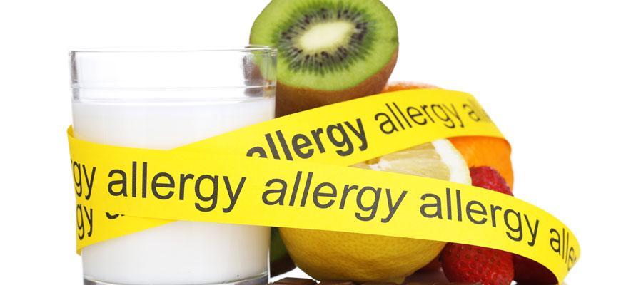 Τροφικές Αλλεργίες