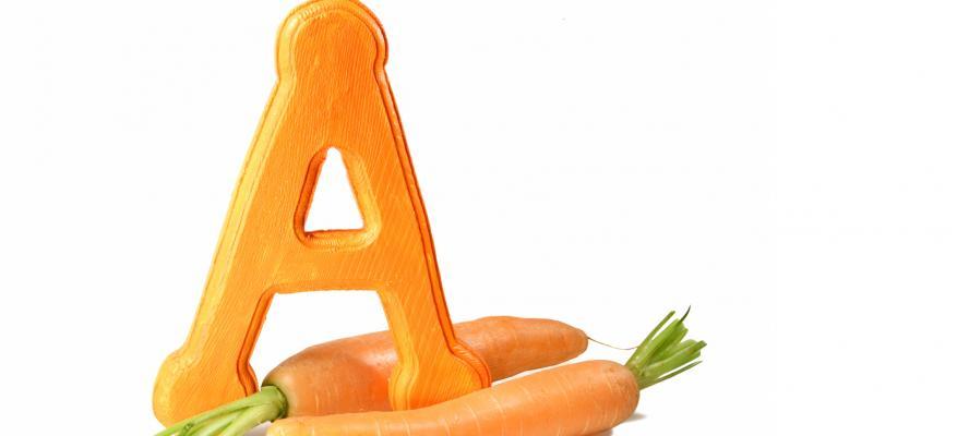 Όσα πρέπει να ξέρετε για τη βιταμίνη Α